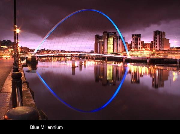 Blue Millennium by toonboy