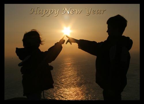 Happy New Year by Meg