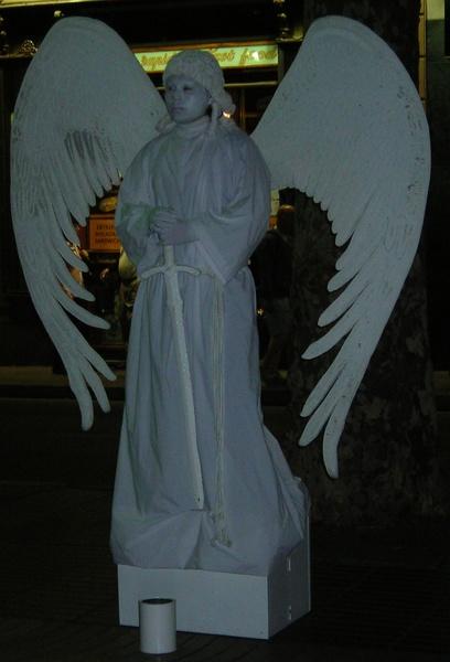 Spainish Statue by adrianj
