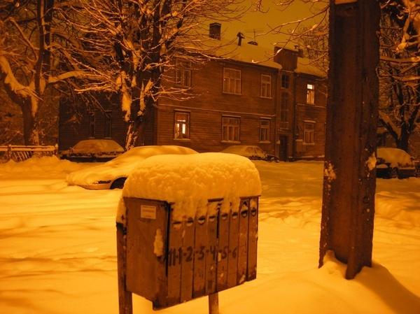 Postboxes by Eiginta