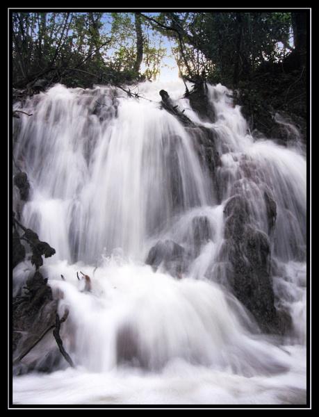 Waterfall Magic by AnnS