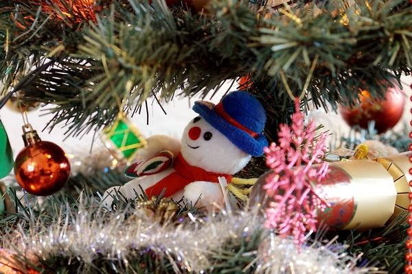 Snowman by jcf