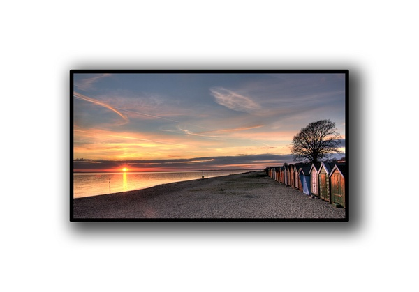 West Mersea Sunset by duncanamps