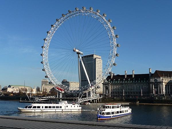 London Eye by Georgie