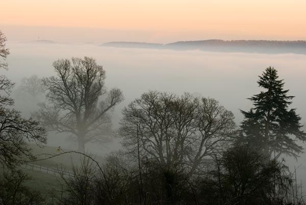Freezing Fog by LinH