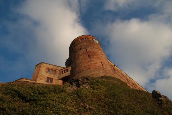 Bamburgh Castle by PostmanPat