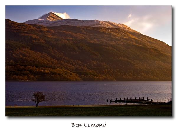 Ben Lomond by TrevBatWCC
