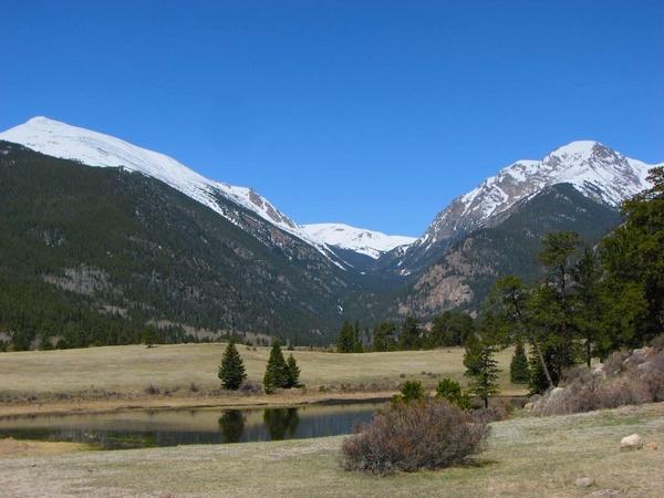 The Rockies by StuartDavie