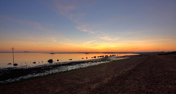 Sunset by markharrop