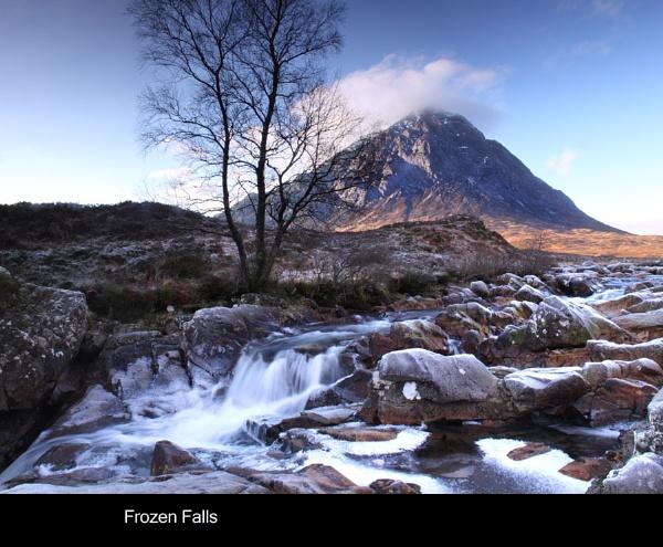 Frozen Falls by toonboy