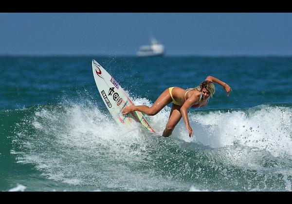 Surfer Girl II by MarkT