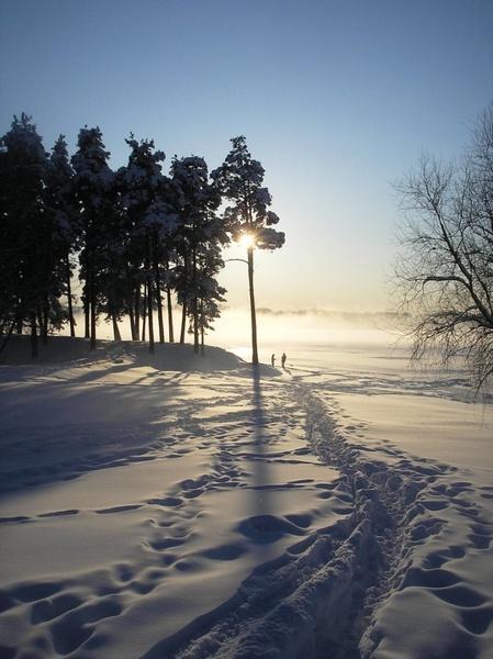 Snow Way by Eiginta
