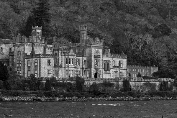 Kylemore Abbey by Seanf