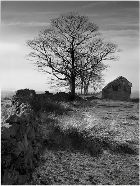 Roach End Barn by ringyneck