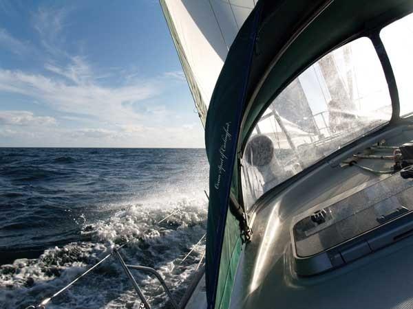 Ocean Spirit of Carlingford by Woodlander