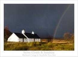 Storm Clouds & Sunshine