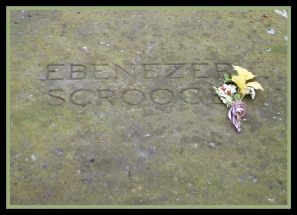 EBENEZER SCROOGE by DeSilver