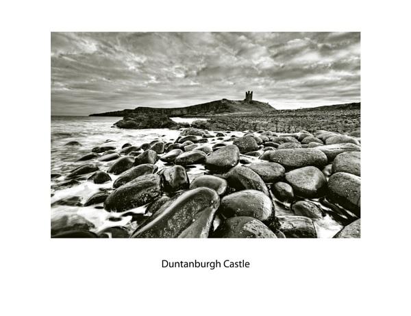 Dunstanburgh Castle by jos