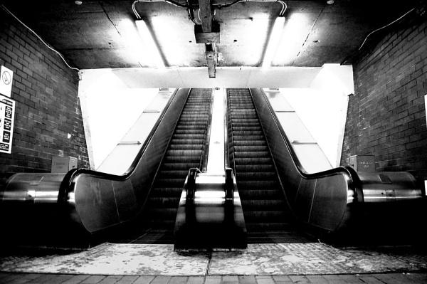 Escalator to Heaven by Missy_Vix