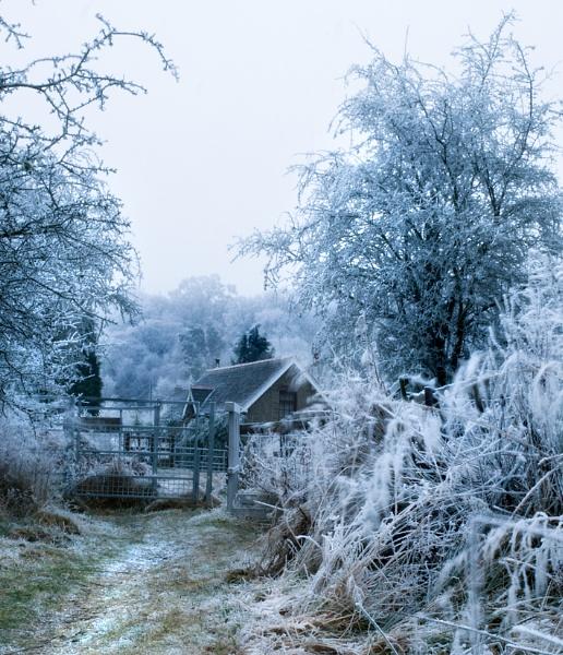 Frosty gateway by Boyoclark