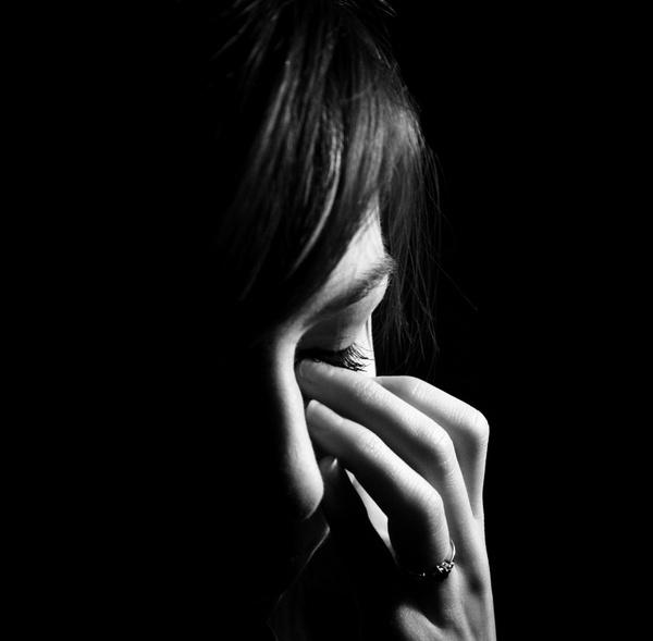 Sadness by Naidie