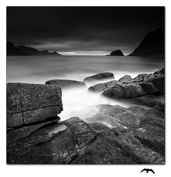 Lofoten Night by JamesAppleton