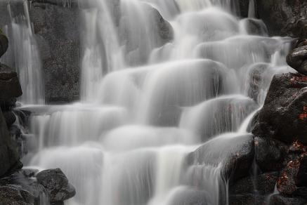 milky waterfall by sirous5