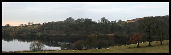 Anglezarke Reservoir by JanieB43