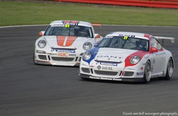 Porsche super cup! by motorsportpictures