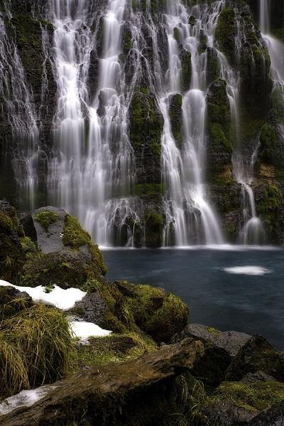 Burney Falls by stephenoachs