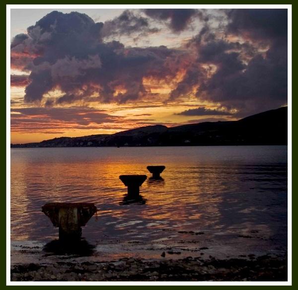 Campbeltown Sunset by edavid