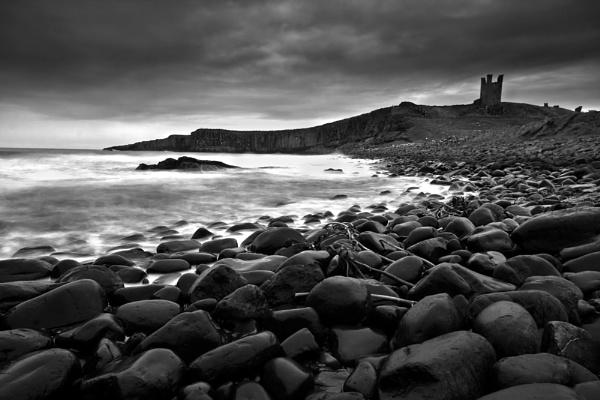 Black Rocks by DJLphoto