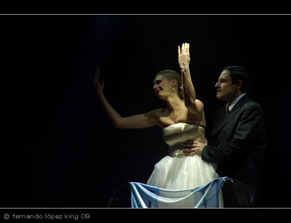 Evita Play by fernandolk