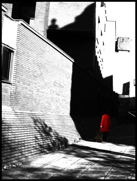 walking alone by texon88