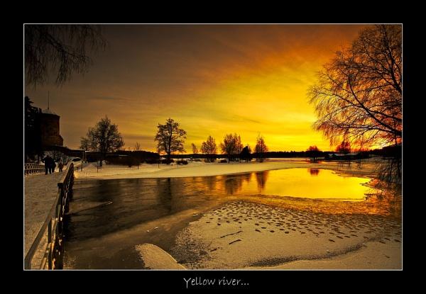 YELLOW RIVER... by Jou©o