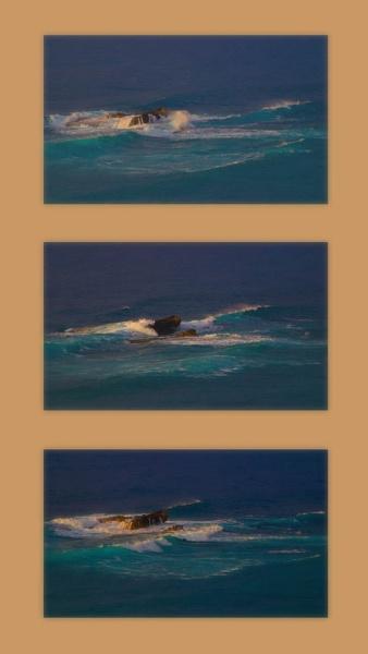 Triptych Waves