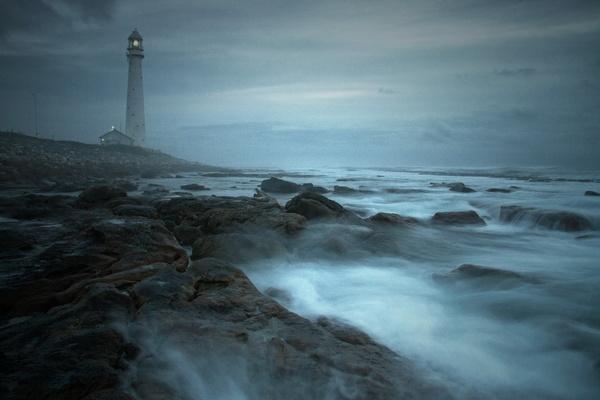 Slangkop Lighthouse II by pgoodwill