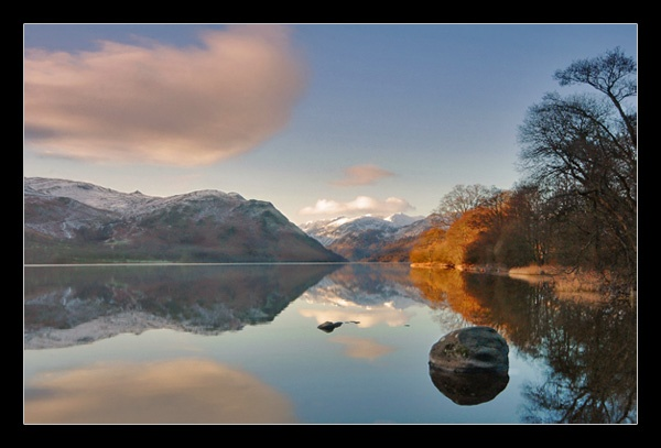 Day break on Ullswater by REKLAW