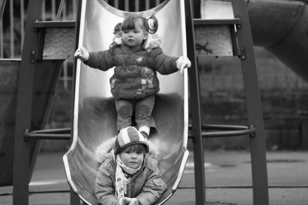 Katie & Chloe by jowilde