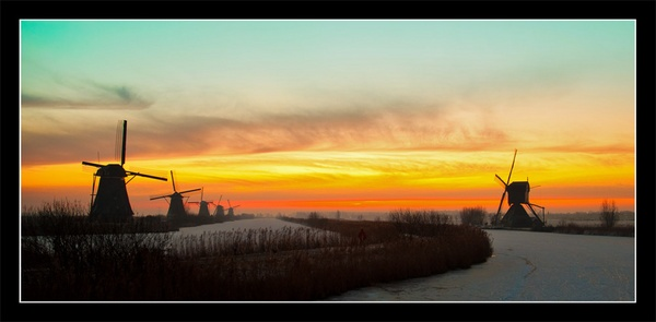 Waking up the Windmills by Roestvorming