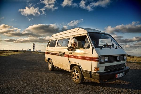 Margot - The Honeymoon Bus by PeteWilliamson