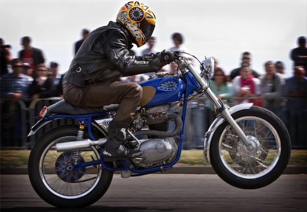 Ride it like ya stole it!! by PeteWilliamson