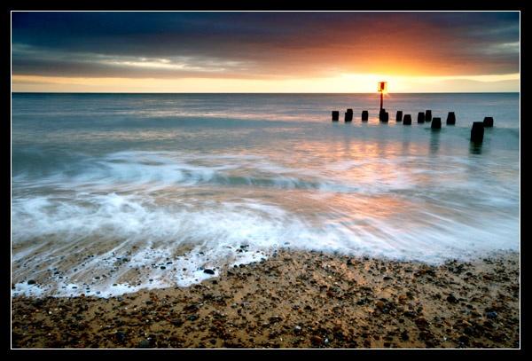 East Coast Sunrise by FatHandedChap