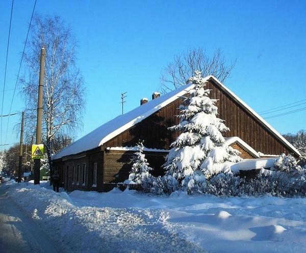 Winter by Eiginta