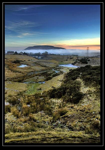 Misty Valley by Platchet