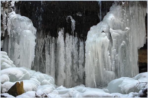Ice organ by brownsilent