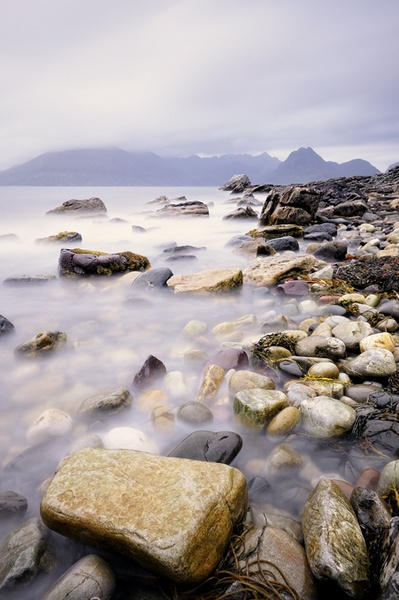 Ealaghol Wet Rocks by Anthony_Brawley
