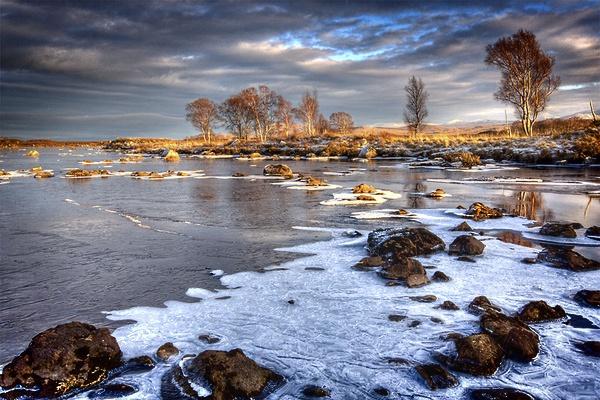 Rannoch - Loch Ba by alifink