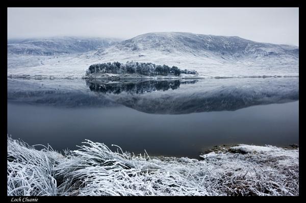 Loch Cluanie by Sconz