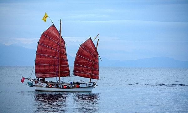 sailboat by Les_G